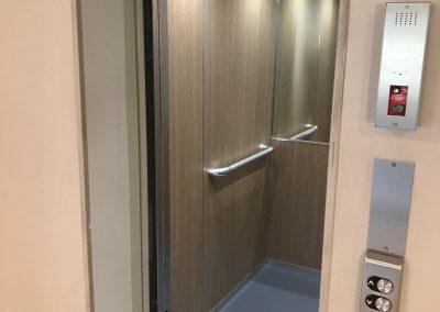 Remplacement complet d'un ascenseur pour le département de l'Essonne