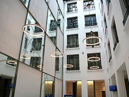 Deutsche Bank à Paris